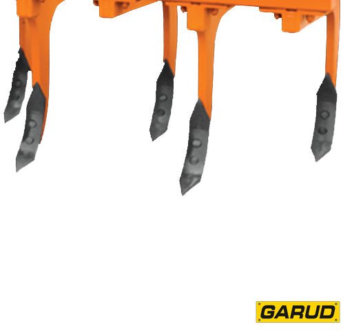 heavy duty rigid cultivator